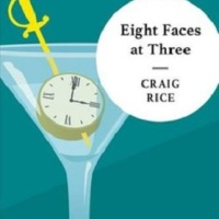 Eight Faces At Three (1939) by Craig Rice